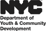 New York City Department of Youth and Community Development logo